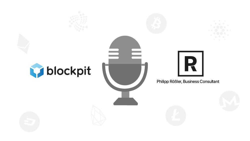 Business Consultant Philipp Rößler Interview Blockpit