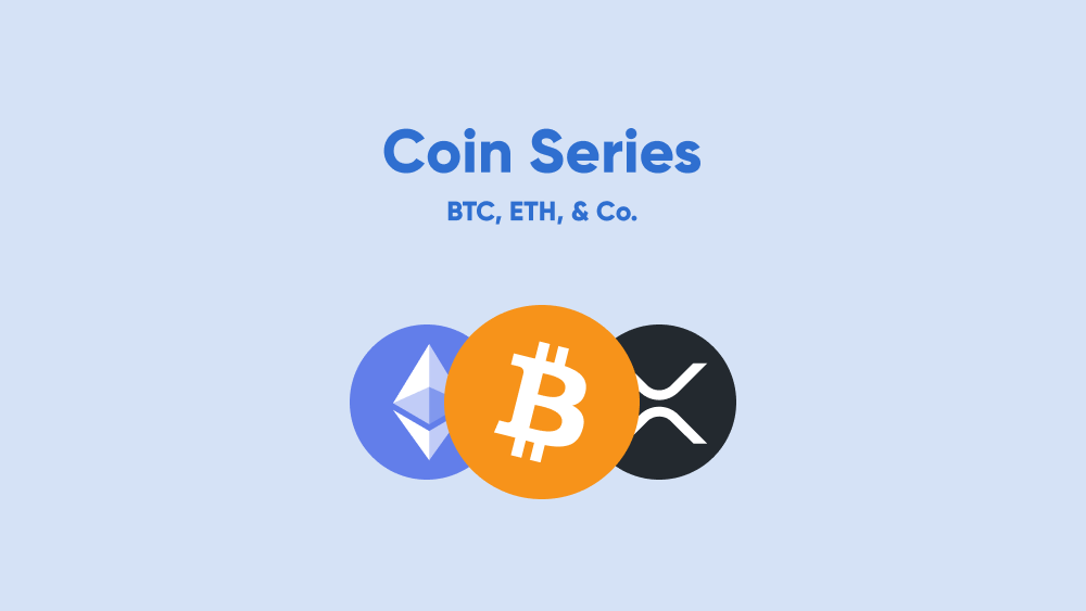Coin series - what you need to know about cryptocurrencies