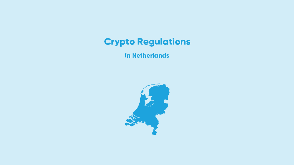The Netherlands - The legal status of cryptocurrencies 🇳🇱