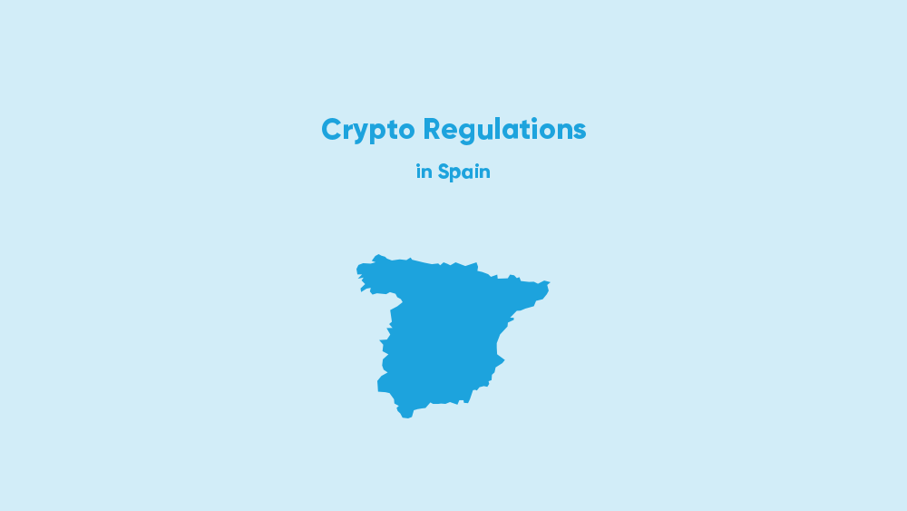 How are cryptocurrencies regulated in Spain?🇪🇸