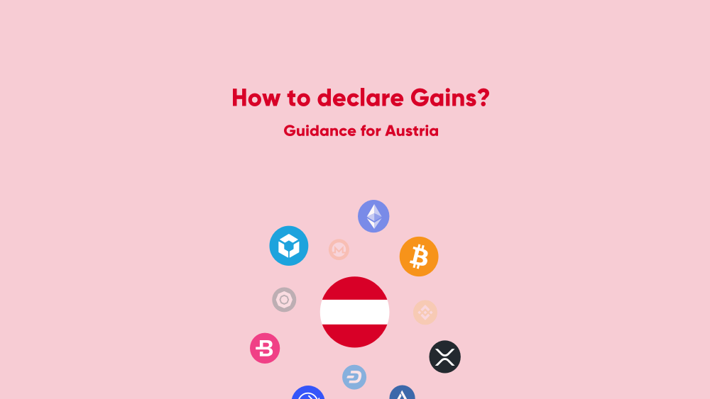 How to declare my cryptocurrency gains in the income tax declaration? (Guidance for Austria)