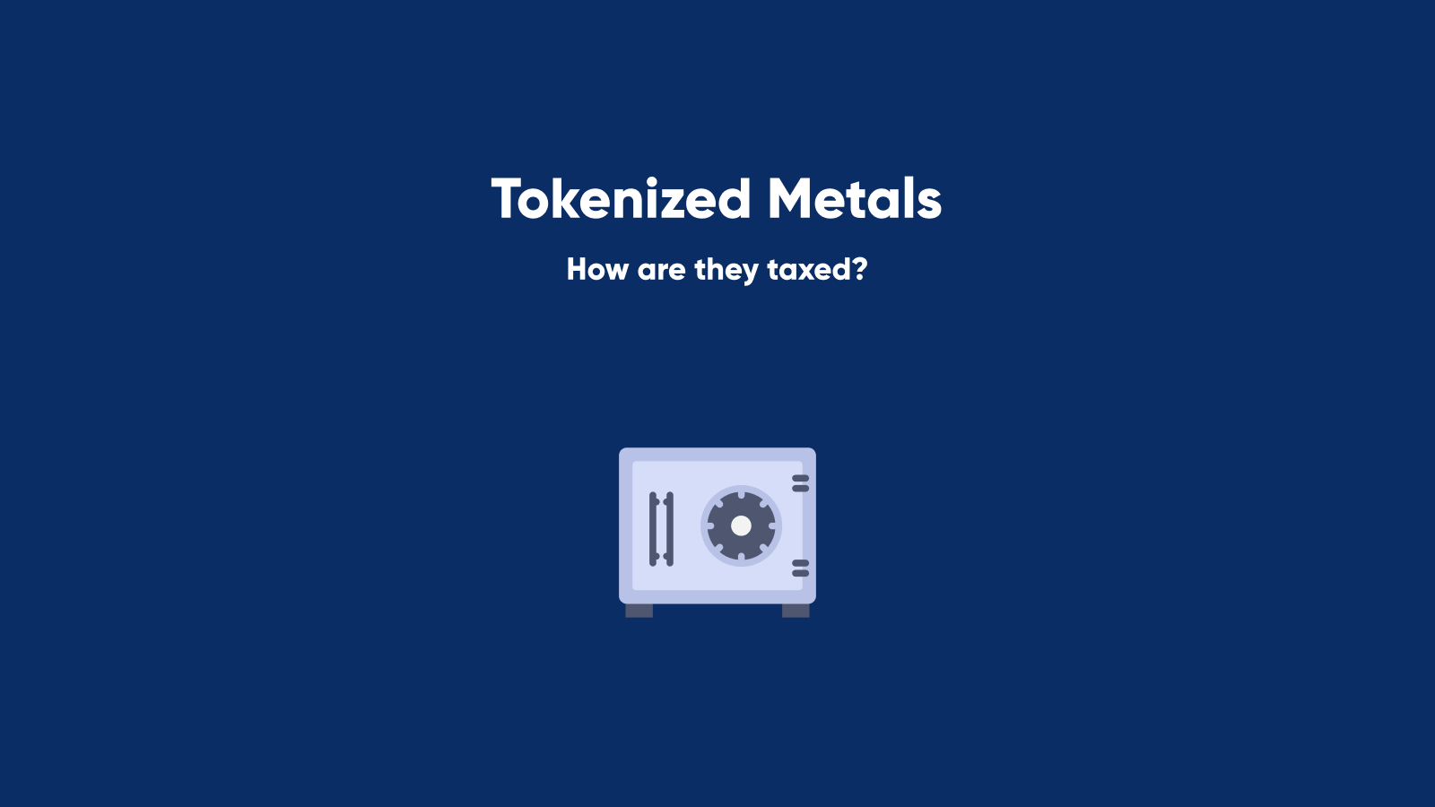 precious metals gold silver crypto cryptocurrency trading taxes taxation
