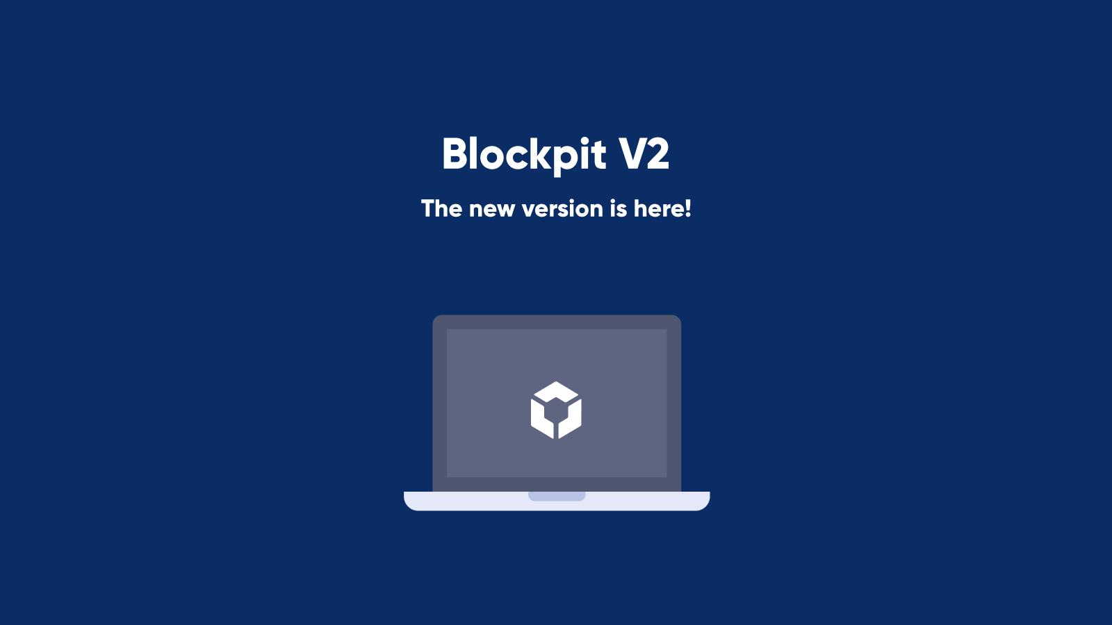 Die neuen Funktionen der Blockpit v2