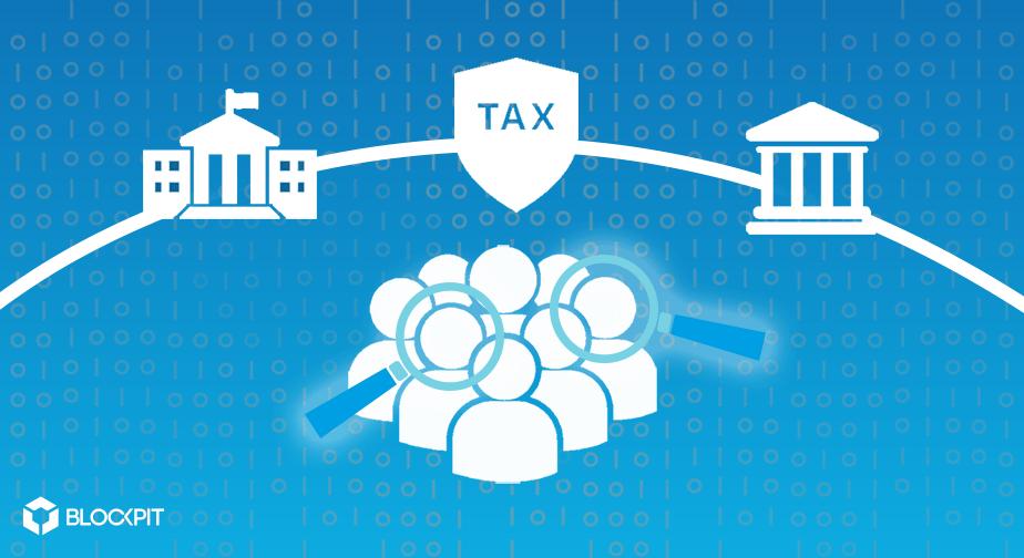 Crypto tax authorities enter the market - Blockpit
