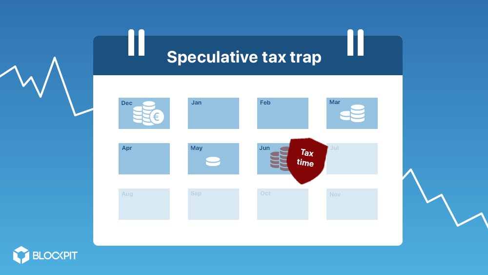 The speculative tax trap and how to avoid it