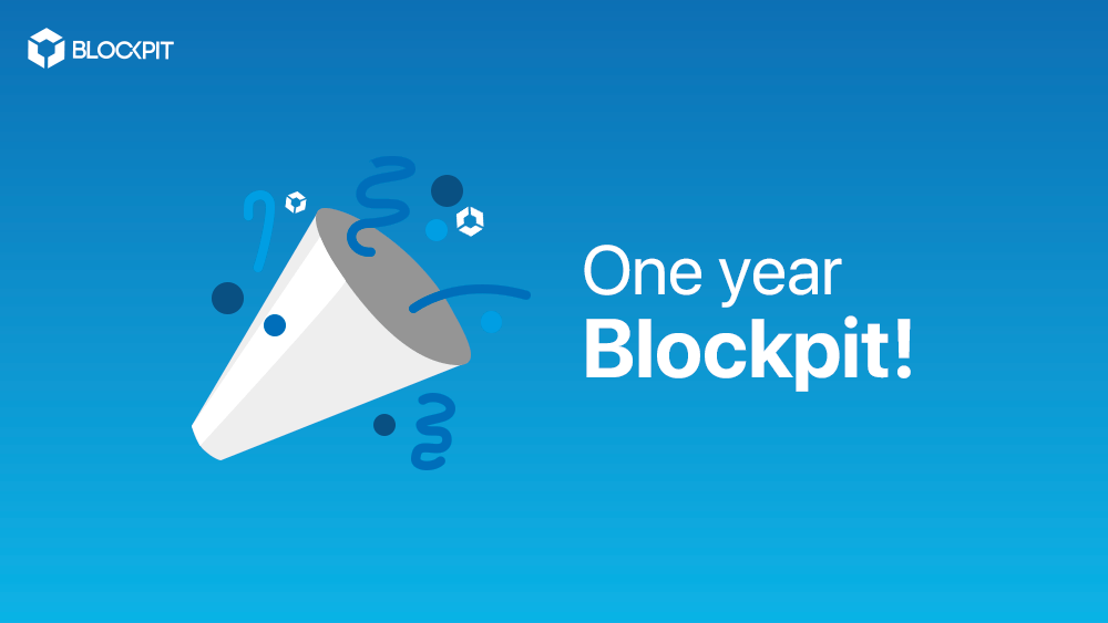Looking back on one year of Blockpit