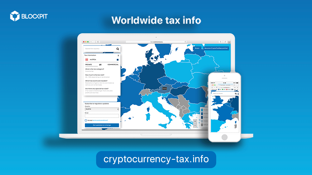 Interactive free source on crypto taxation goes live