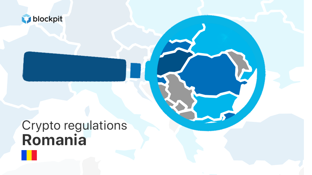 Crypto tax regulations romania Blockpit