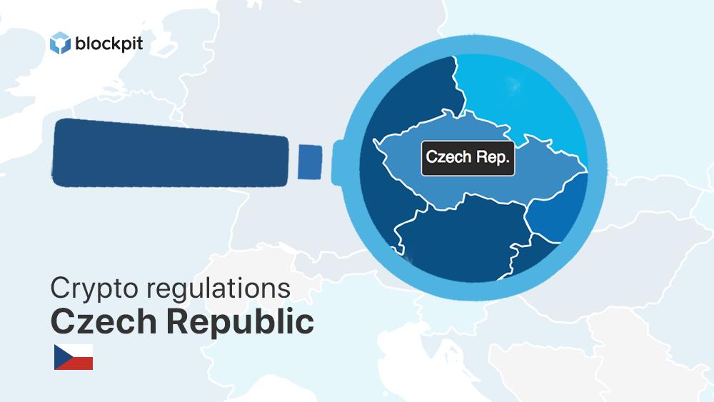 Steuern auf Kryptowährungen in der Tschechischen Republik - Blockpit