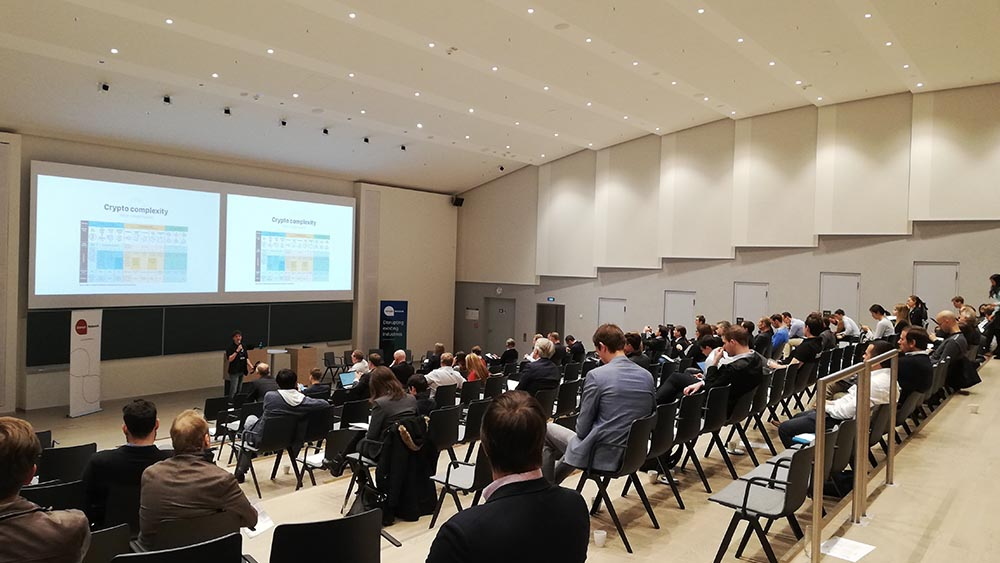 Frankfurt School Blockchain Center Presentation Blockpit