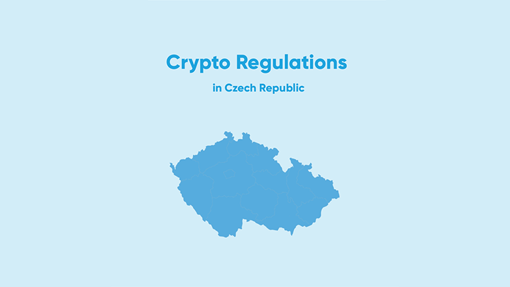 Crypto regulations Czech Republic - Blockpit