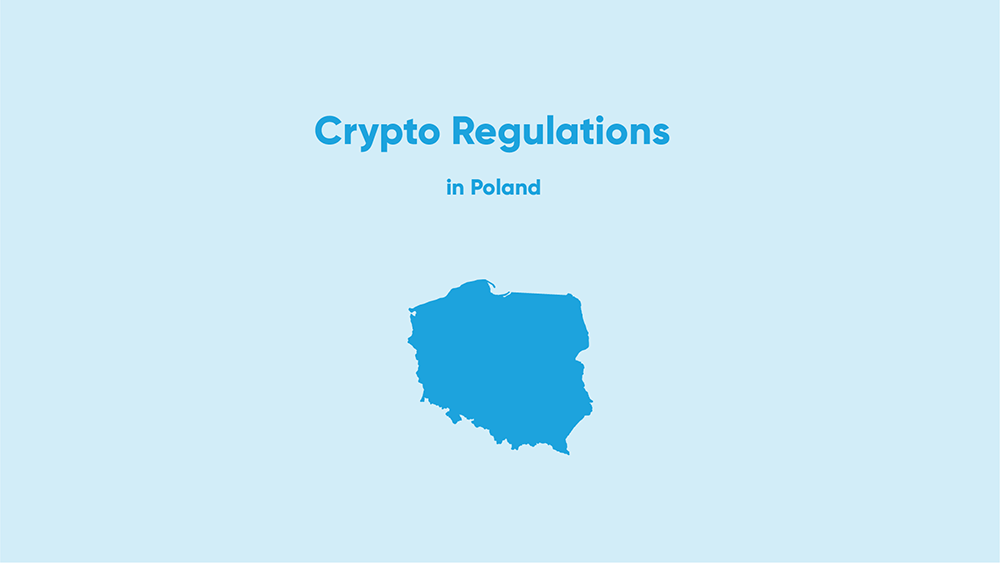 How are cryptocurrencies regulated in Poland?🇵🇱
