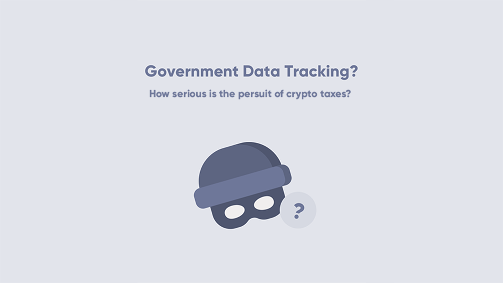 How serious is the persuit of crypto taxes?